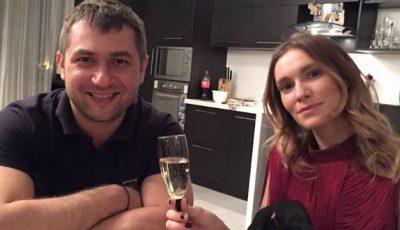 Cum a sărbătorit Olia Tira Anul Nou pe stil vechi!