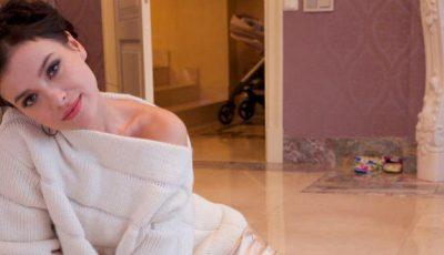 Lena Temnikova, în premieră, își arată fiica!