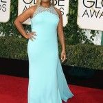 Jennifer Lawrence at The 73rd Golden Globe Awards in LA