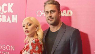 Lady Gaga și iubitul ei au pozat goi!
