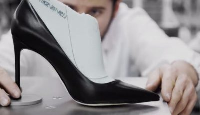Video! Cum se confecționează o pereche de pantofi marca Dior!