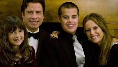 Omagiu emoționant! John Travolta își plânge fiul pe Facebook