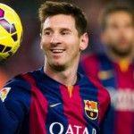 Foto: Un fotbalist moldovean îl îmbracă pe Messi!