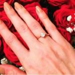 Foto: Natalia Moraru s-a logodit!