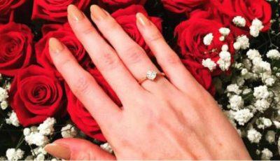 Natalia Moraru s-a logodit!