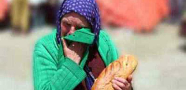 Foto: Un magazin din Capitală oferă pâine gratuită pentru cei nevoiași