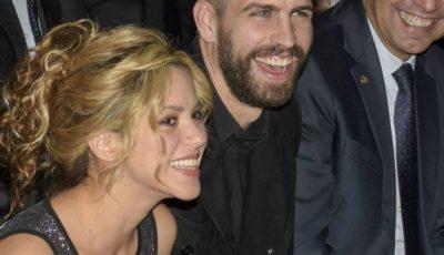 Shakira a apărut fără sutien la un eveniment monden!