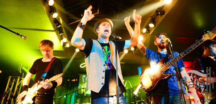 Foto: Zdob și Zdub vine cu un nou album la cei 20 de ani de aniversare!
