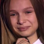 Foto: O fetiță din Chișinău a făcut furori la un show de talente din Rusia