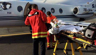 Au refuzat sau nu părinţii să-i facă transfuzie de sânge copilului transportat în Turcia?