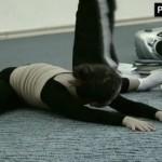 Foto: O antrenoare de gimnastică din Capitală acuzată că bătea copiii pentru a obține performanțe