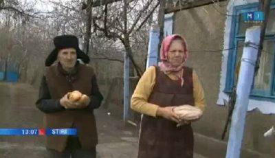 Îşi împarte salariu de primar cu cei nevoiaşi. Mai există în Moldova oameni cu suflet mare
