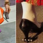 Foto: 5 invenții în materie de încălțăminte!