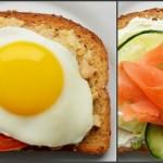 Foto: 10 cele mai sănătoase sandwichuri pentru dimineți perfecte