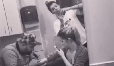 Dara și Ale Blake și-au făcut tatuaje identice!