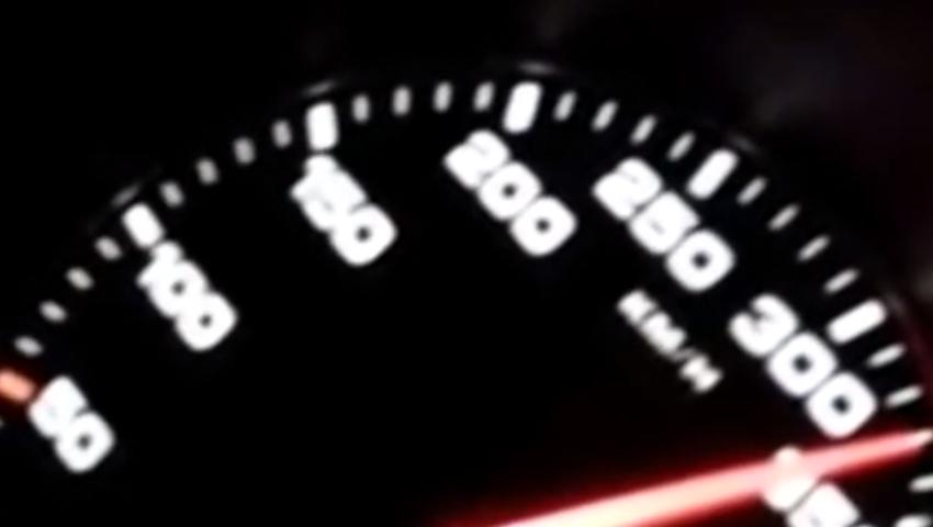 Foto: Iată cine a condus un Porsche cu 358 km/h în zona Aeroportului Chișinău!