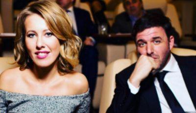 """În casa Kseniei Sobceak a explodat o """"grenadă"""". Soțul a filmat consecințele!"""