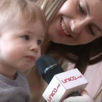Foto: Nestle prezintă: Nepoțica lui Nicolae Glib, pofticioasa familiei!