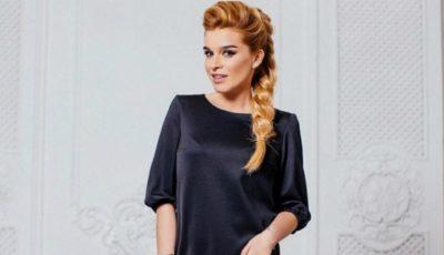 Ksenia Borodina s-a comparat cu un… ananas!