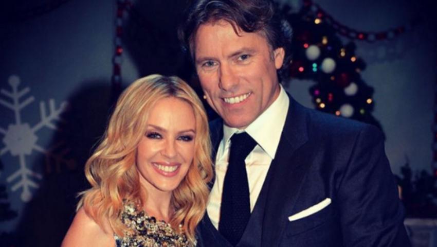Foto: Kylie Minogue, cerută în căsătorie la 47 de ani! Cum arată inelul!