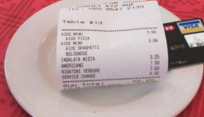 A hrănit doi copii ai străzii la restaurant, apoi a izbucnit în plâns când a văzut nota de plată!