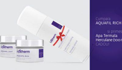 Nu poți pierde aceste oferte! Cumpără un produs de la Ivatherm și primește unul gratis!