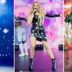 Foto: Cea mai extravagantă apariție de la prima semifinală Eurovision 2016!