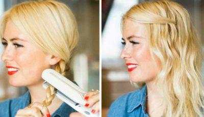 10 metode de a-ți aranja părul atunci când întârzii!