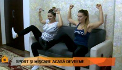 Și graviduțele pot face sport acasă. Exerciții pentru tonifierea mușchilor!