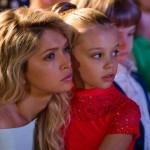Foto: O fetiță din Moldova a jucat într-un film, alături de Vera Brejneva!