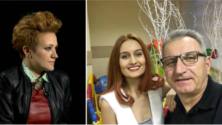 Foto: Alla Donțu și Serghei Orlov, schimb de replici tăioase! Locurile la Eurovision se cumpără?!