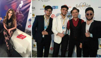 A doua semifinală Eurovision și-a desemnat câștigătorii!
