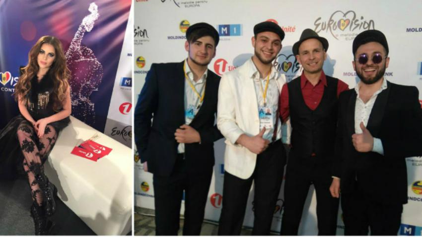 Foto: A doua semifinală Eurovision și-a desemnat câștigătorii!