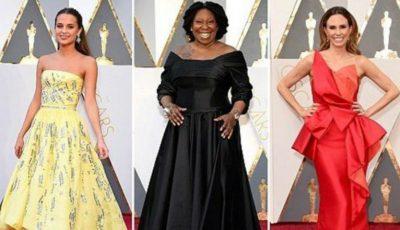 Cele mai urâte rochii de la Premiile Oscar!