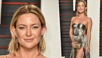 Kate Hudson a purtat rochia unei românce la Oscar!
