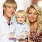 Foto: Fiul de 3 ani a lui Rudkovskaia a câștigat primul milion!