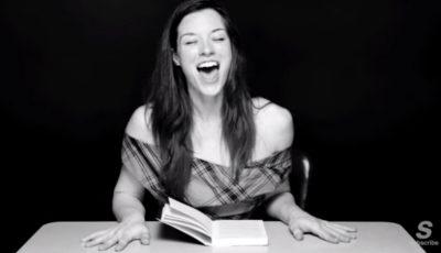 Femeile au fost puse să citească în timpul orgasmului. Vezi cum s-au descurcat!