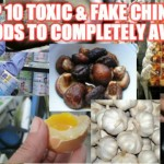 Foto: Alimentele din CHINA sunt pline de material plastic și substanțe chimice ce cauzează cancer