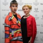 Foto: Ținute caraghioase de la Săptămâna Modei de la Moscova!