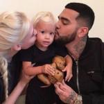 Foto: Fosta iubită a lui Timati i-a găsit alt tată fetiței!