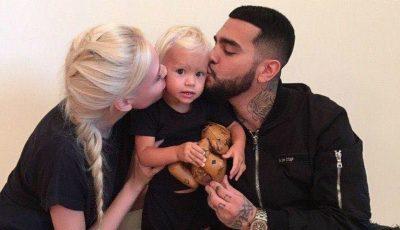 Fosta iubită a lui Timati i-a găsit alt tată fetiței!