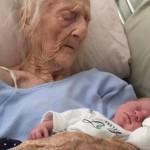 Foto: O femeie de 101 ani a uimit lumea medicală. A născut un băiețel. Cum a fost posibil