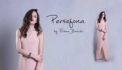 Elena Băncilă s-a făcut designer. Vrea să-și deschidă un atelier