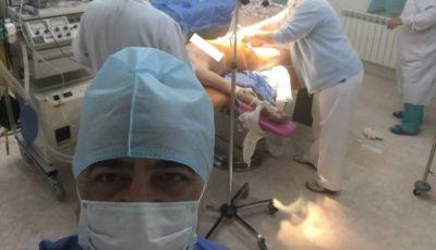 Ministerul Sănătății s-a sesizat pe cazul medicului de la Florești