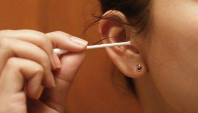 După ce o să vezi acest video nu vei mai folosi vreodată beţişoare de urechi!
