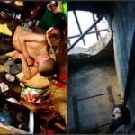Foto: Copiii străzii din Odessa în imagini terifiante. Problema lor este aceeaşi!