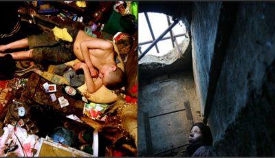 Copiii străzii din Odessa în imagini terifiante. Problema lor este aceeaşi!