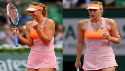 Maria Sharapova a picat testul de antidoping la Australian Open! Se retrage din sport?