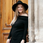 Foto: Fashion bloggerița Ana Ciorici este însărcinată