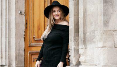 Fashion bloggerița Ana Ciorici este însărcinată